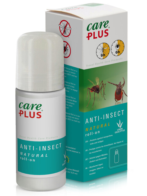 CarePlus Natural Anti-Insect Roll On 50ml
